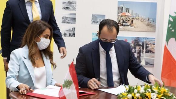 Memorandum of Understanding Between Lebanon and Cyprus